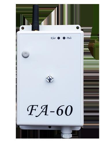 Fjernaflæsning FA-60