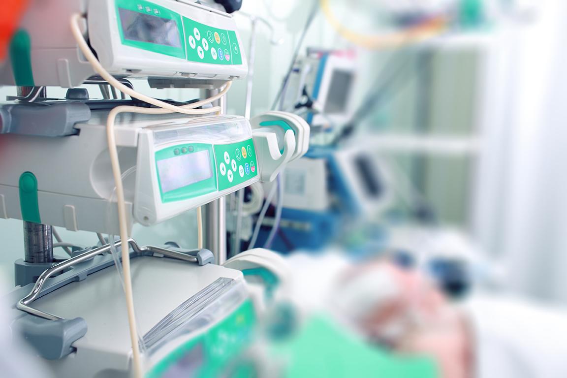 Vi udvikler og producere elektronik til Medico industrien