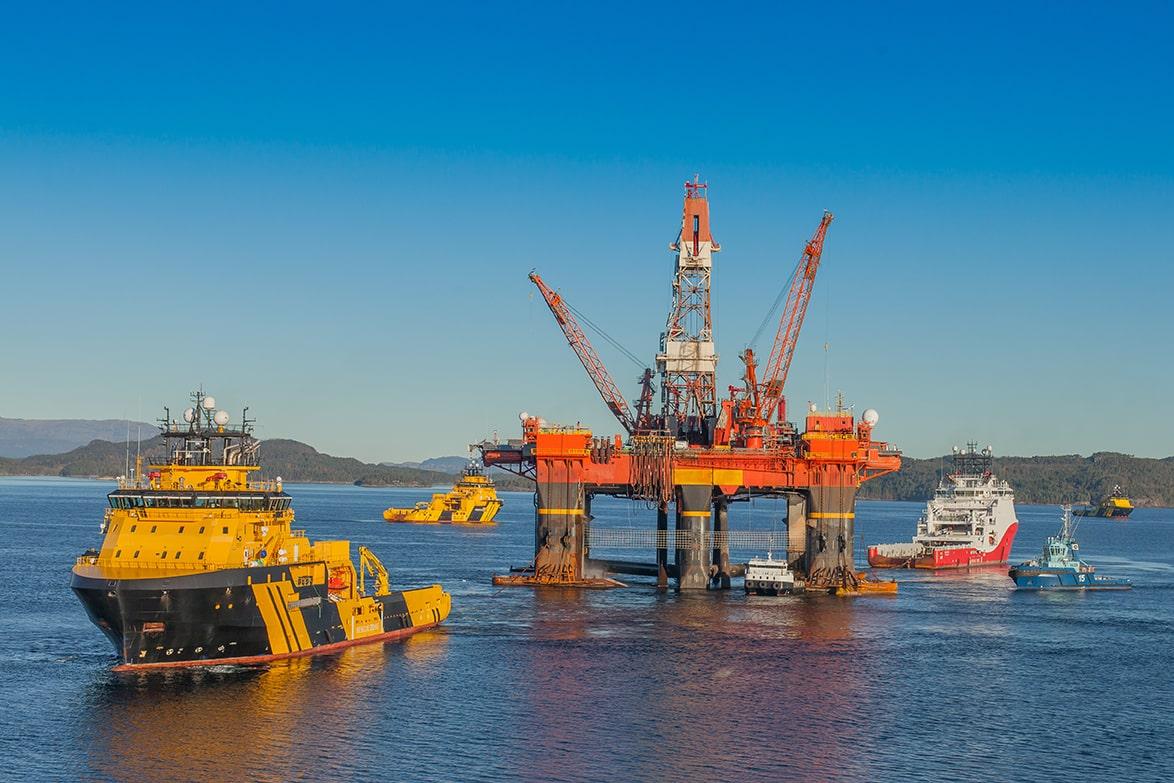 Elektronikudvikling og produktion til Marine og Offshore